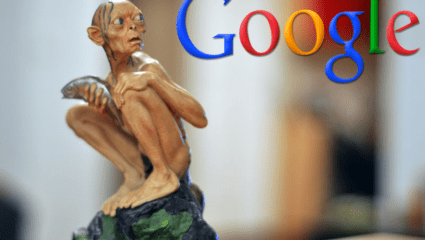 Google SEO Lord of the Rings