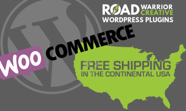WooCommerce Only Ship Free to Continental US