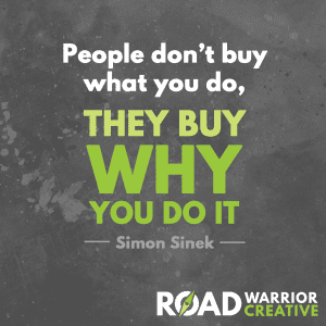 Simon Sinek Quote: The Importance of Knowing Your Business Why