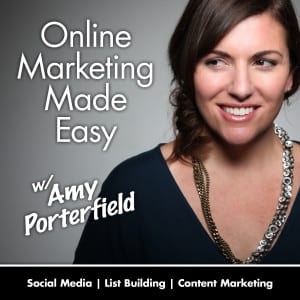 Online Marketing Made Easy Podcast Cover Photo