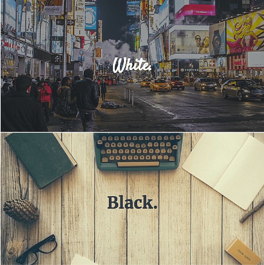 pablo by buffer white and black text graphic design apps