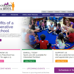 fort collins preschool home page