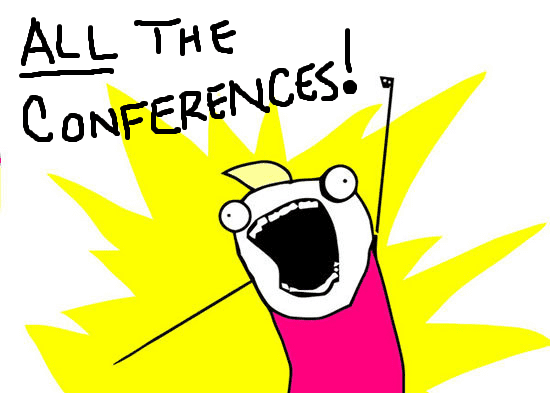all-the-conferences