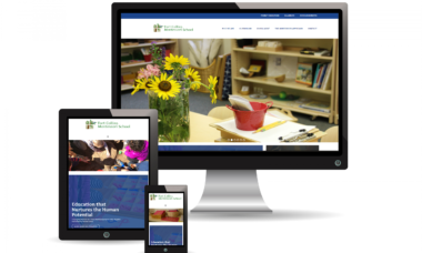 fort-collins-montessori-school-mobile-responsive-website