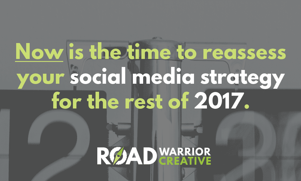 It's Time to Reassess Your 2017 Social Media Strategy