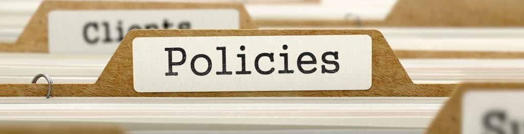 march news: terms & policies changes