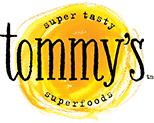 tommy's superfoods logo