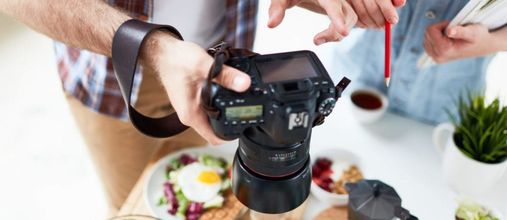 Food Photography and Videography - Road Warrior Creative