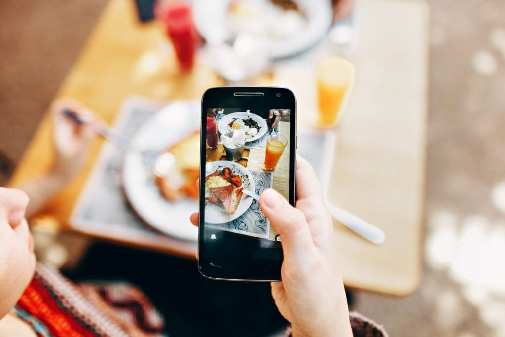 Instagram Food Photography