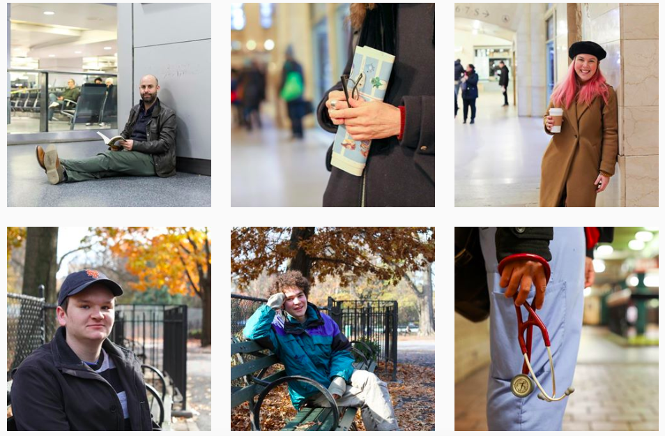 Humans of NY Instagram