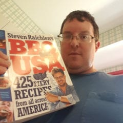 Phil and barbecue book