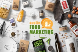 Austin food marketing header